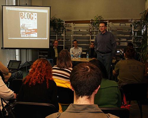 Diskusija - Blogi: sērga vai jaunas iespējas?