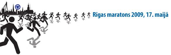 Rīgas maratons 2009
