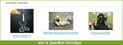 mix.lv fotoziņas