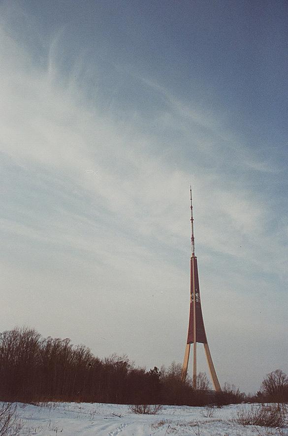 televīzijas tornis