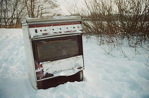 gāzes plīts sniegā un ziemā 2