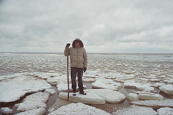 brālis tēlo eskimosu