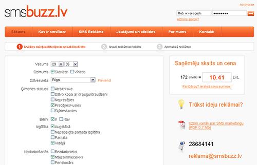 smsbuzz.lv