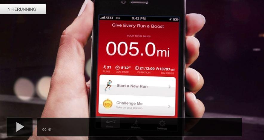 Nike+ tagad arī GPS versija