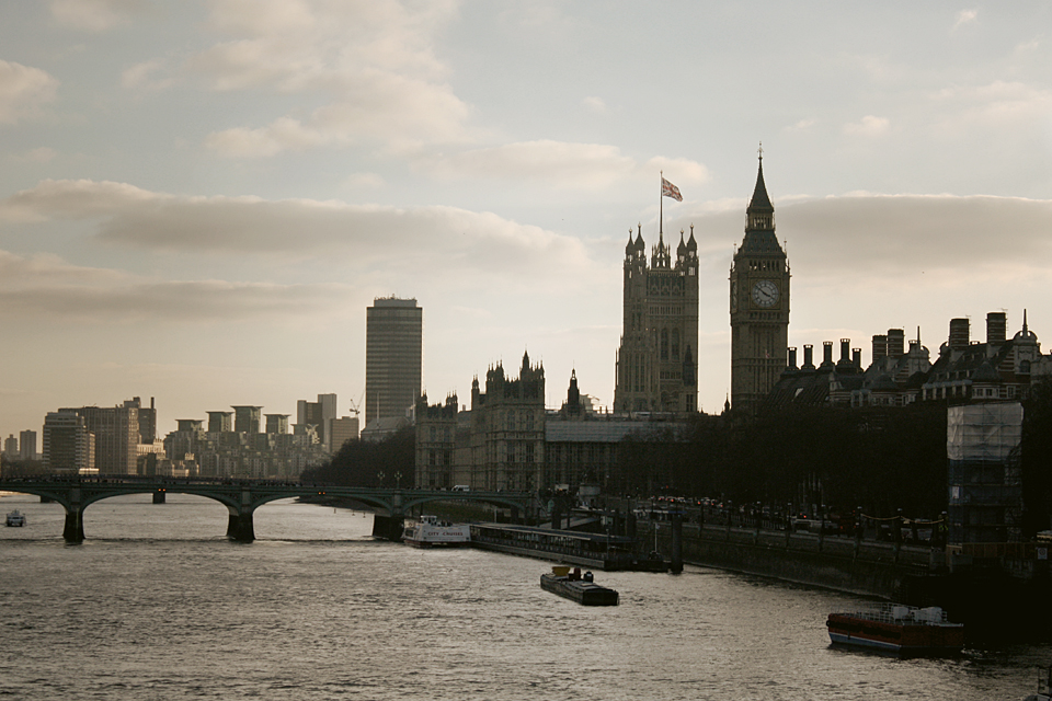 5 dienas Londonā