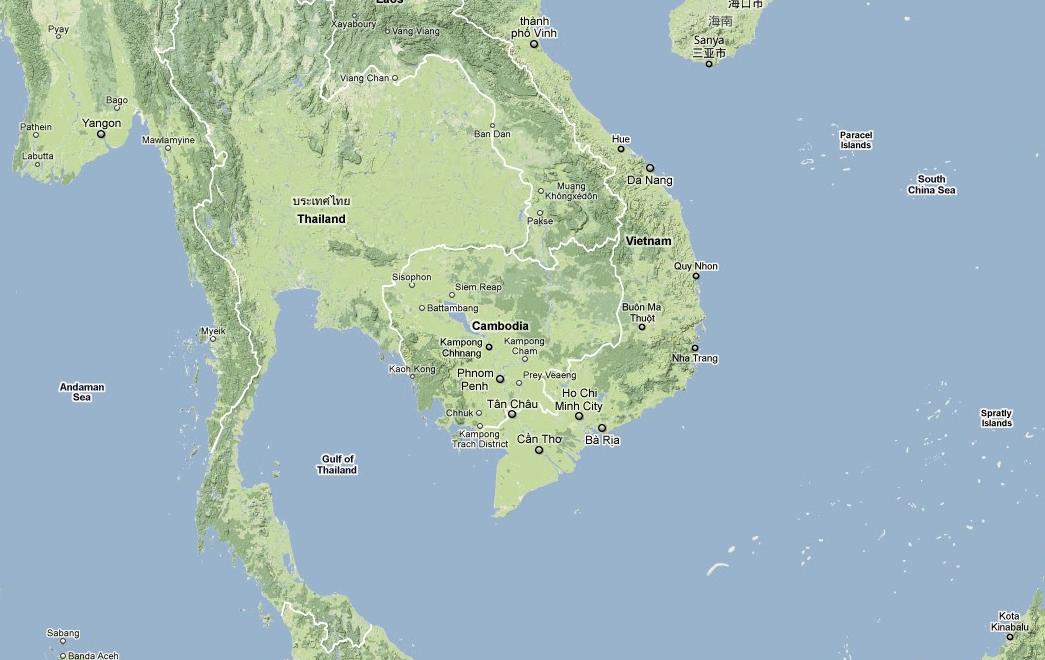 pēc 70 dienām uz Kambodžu
