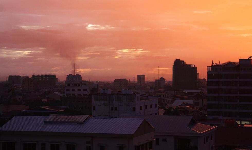 saulriets Pnompeņā