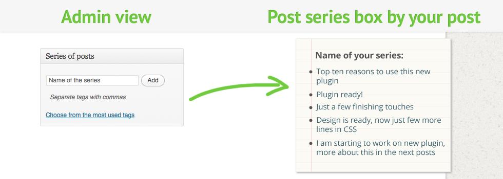 izveidoju pirmo WordPress pluginu