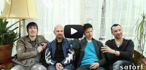 satori video intervija ar Prāta Vētru