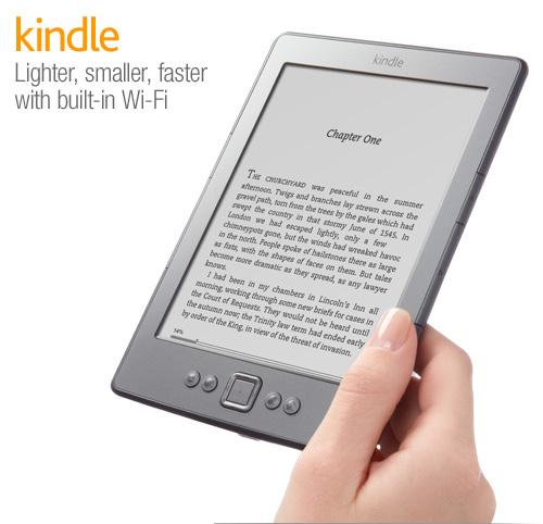 Amazon ziņo, ka egrāmatu tirdzniecība pārsniedz drukātu grāmatu apjomu