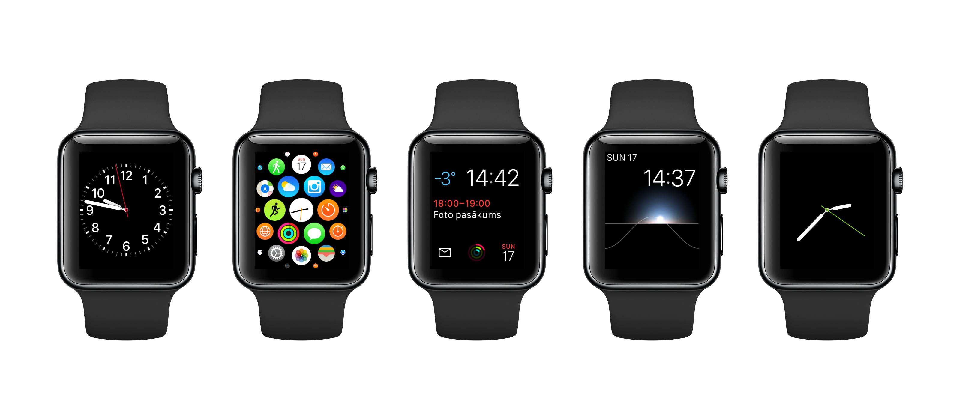 pārdomas par Apple Watch pēc 7 mēnešu lietošanas