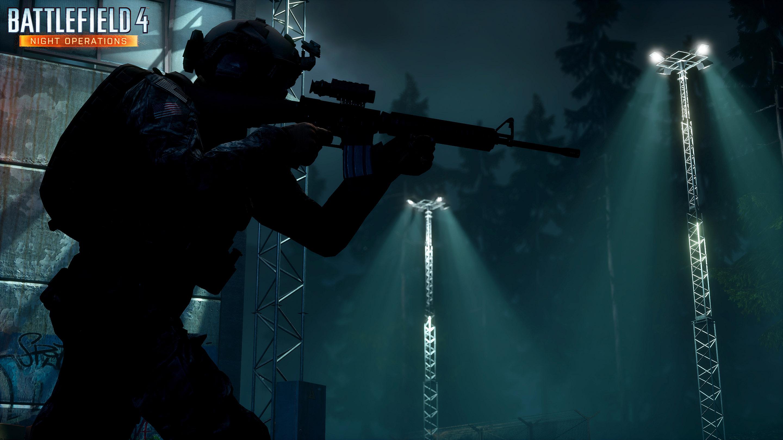 bezmaksas Battlefield 4 karte – Night Operations