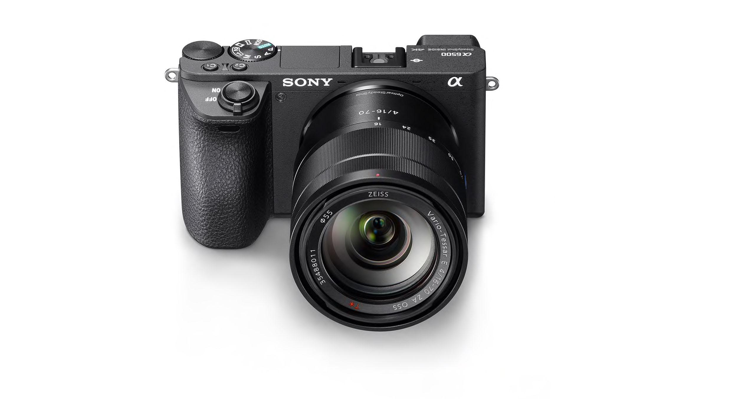 kur ir jaunais Sony APS-C fotoaparāts?