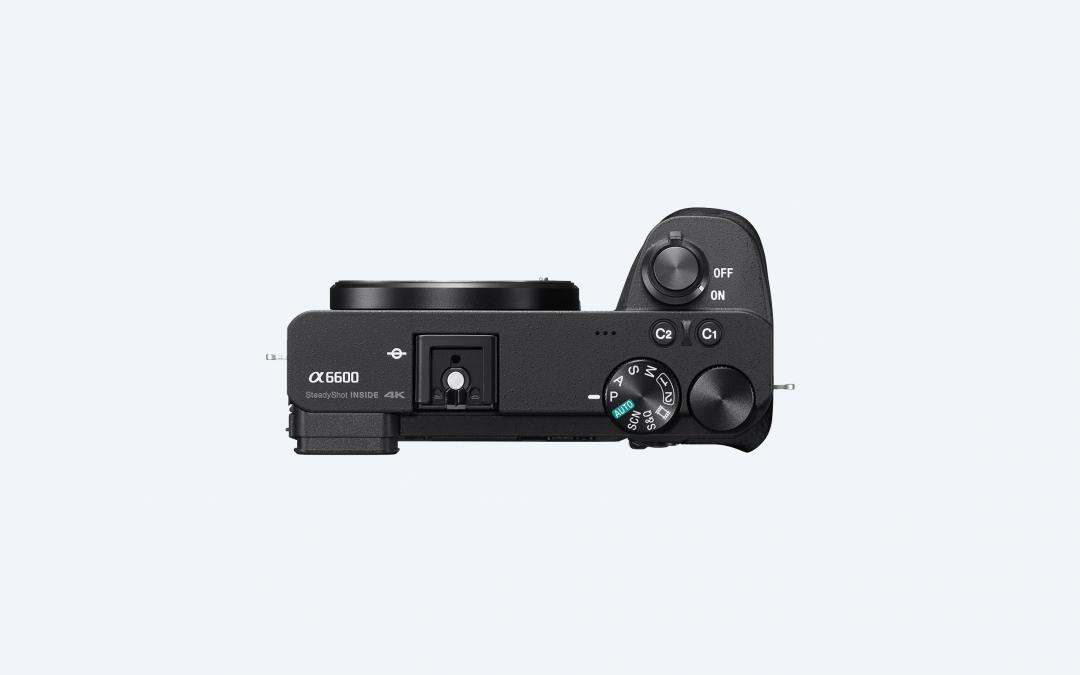 par fotografēšanu, fotoaparātiem un jauno Sony a6600
