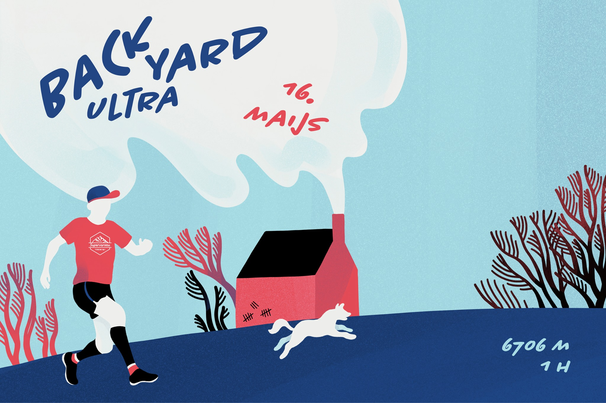 Kas ir Backyard ultra?