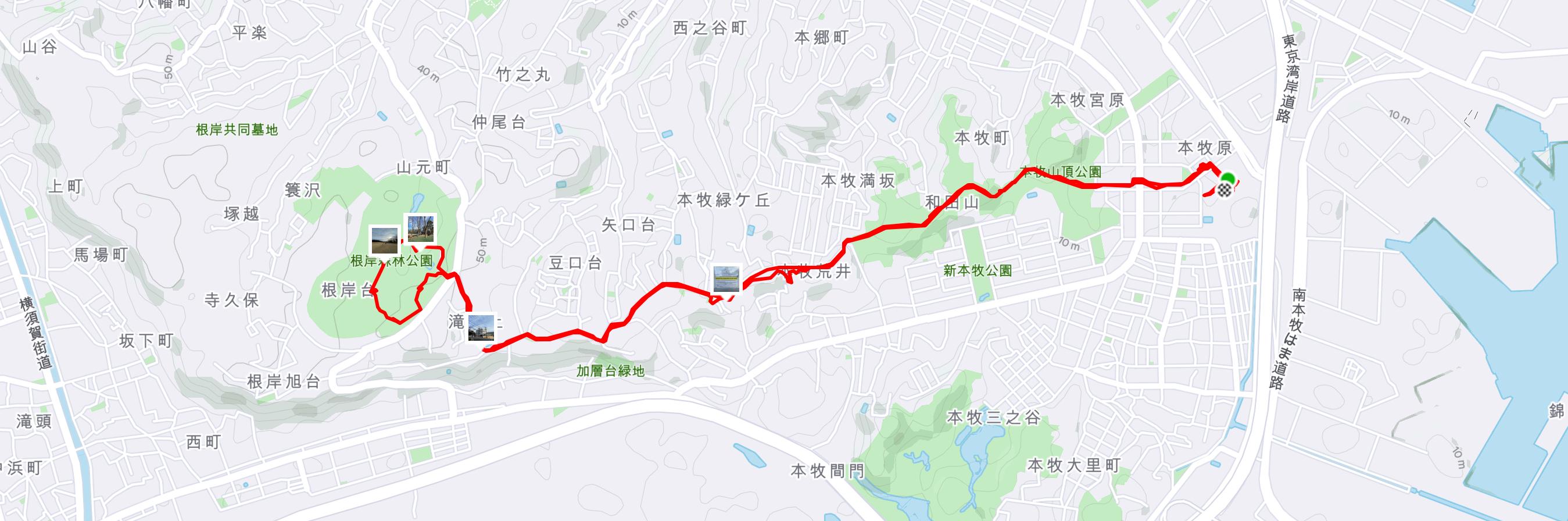 8,5 kilometri