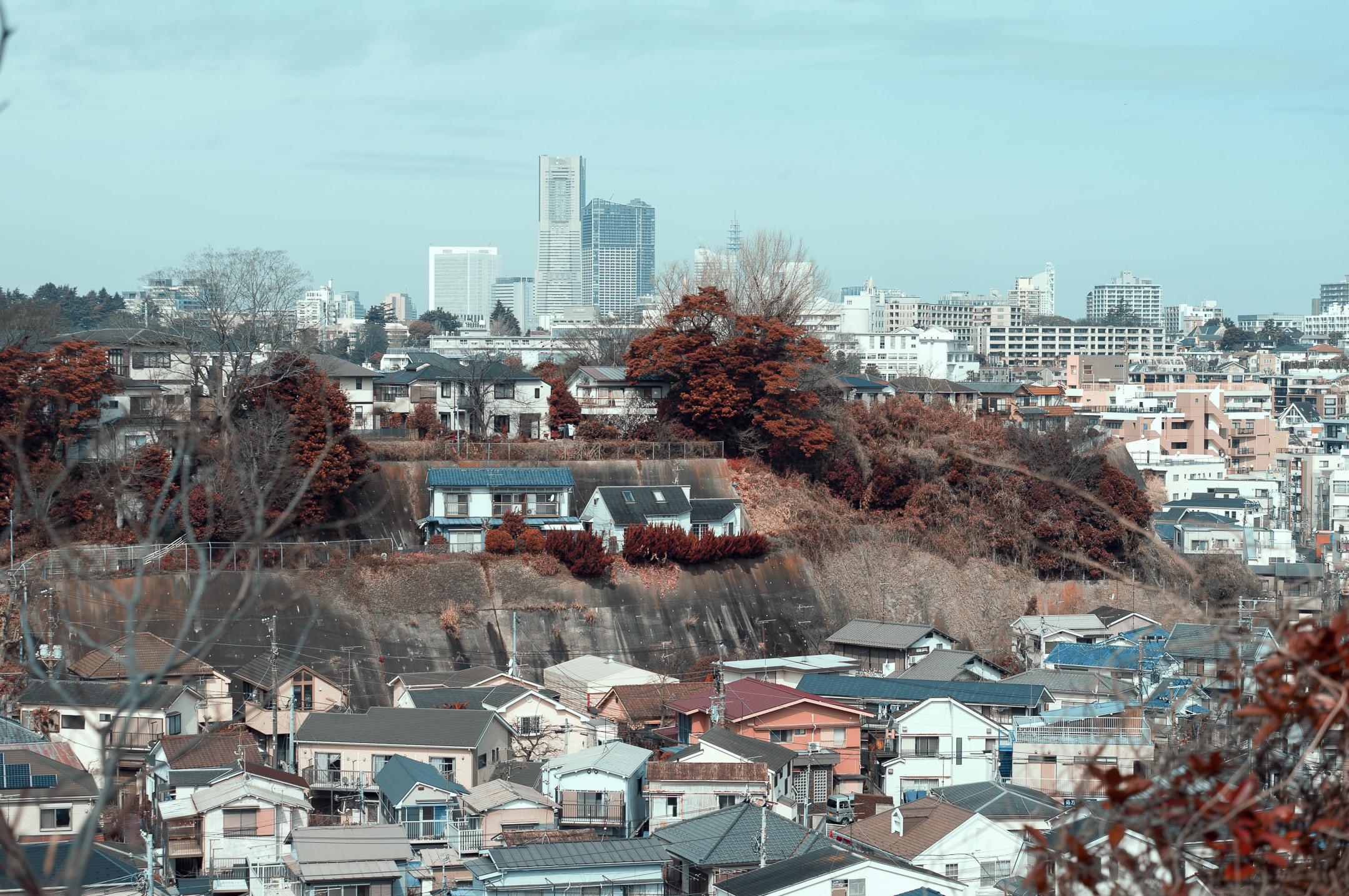 kā fotografēt apdomīgi? krāsu diena Honmoku Sancho parkā