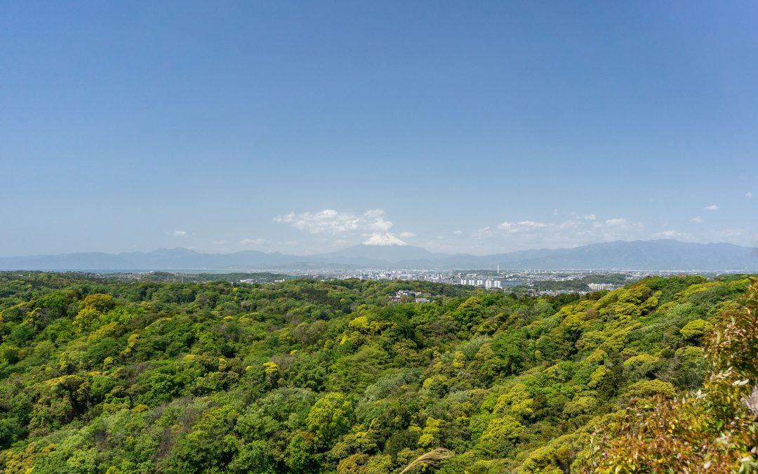 Kamakuras pastaiga un Fudzi vulkāns