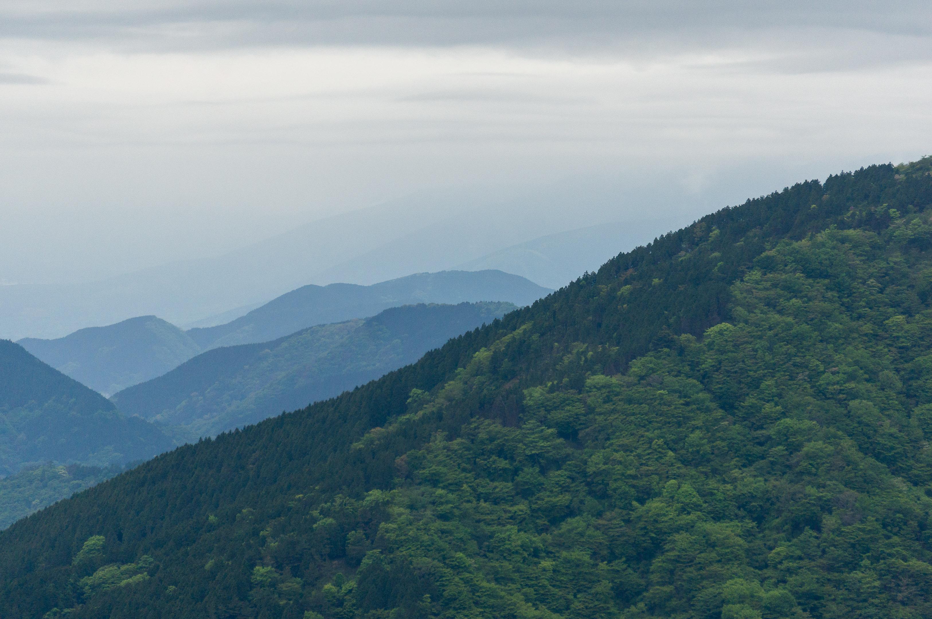 Mount Ōyama 大山 (Kanagawa)