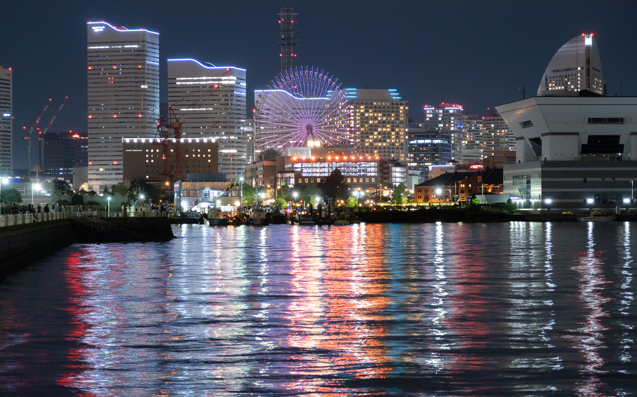 Yokohama naktī