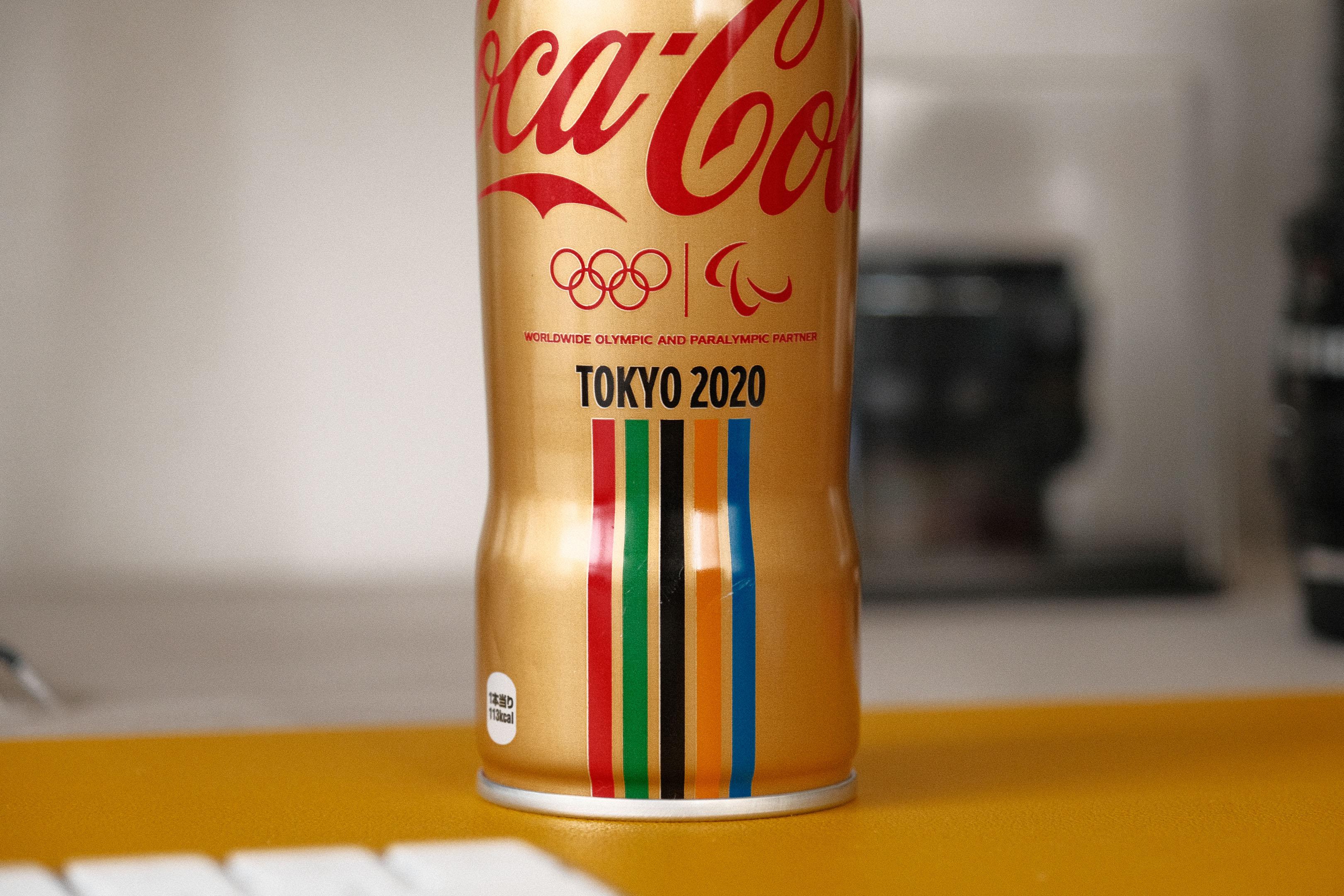 Coca-cola Tokyo 2020 un skrējiens