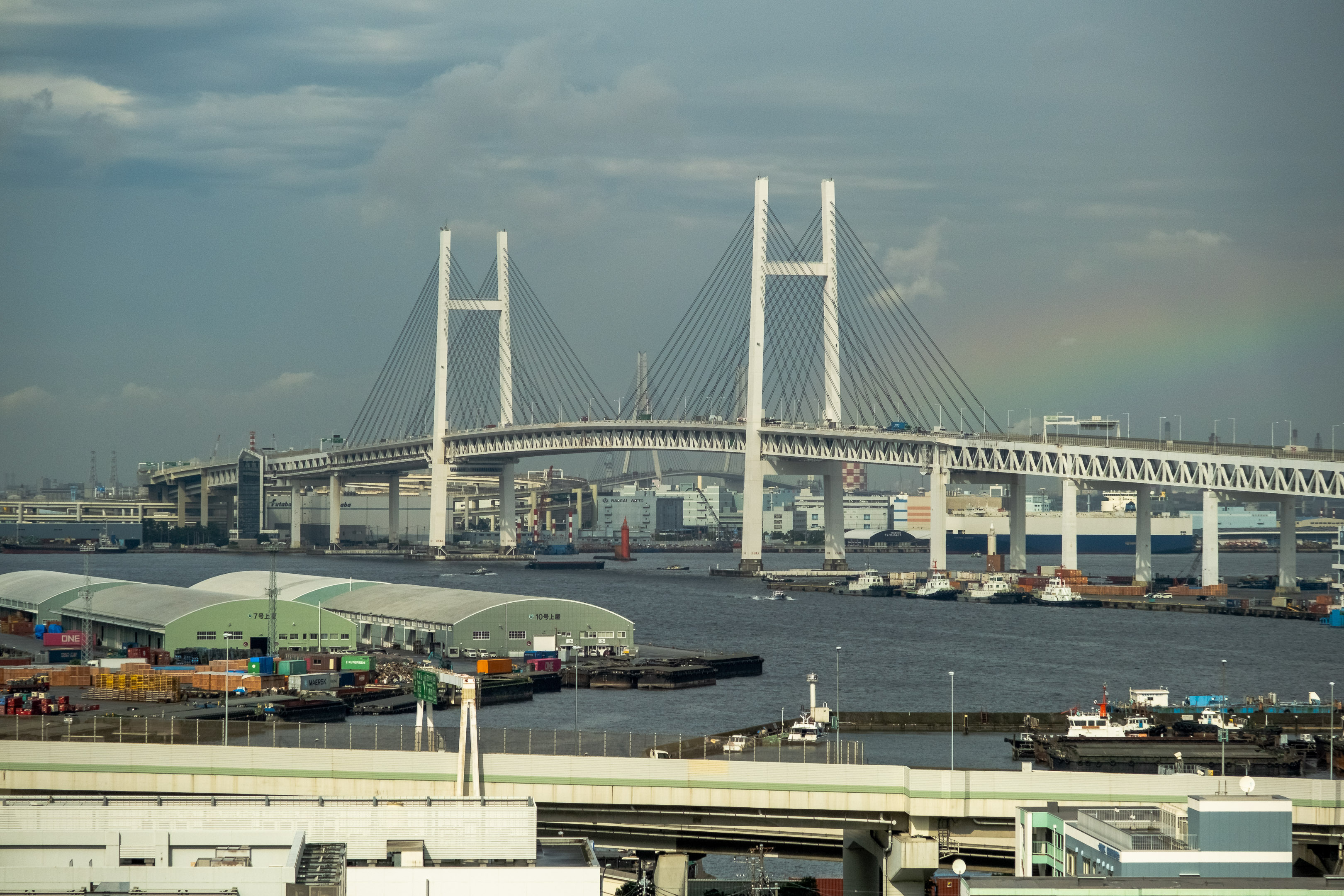 Yokohamas skati